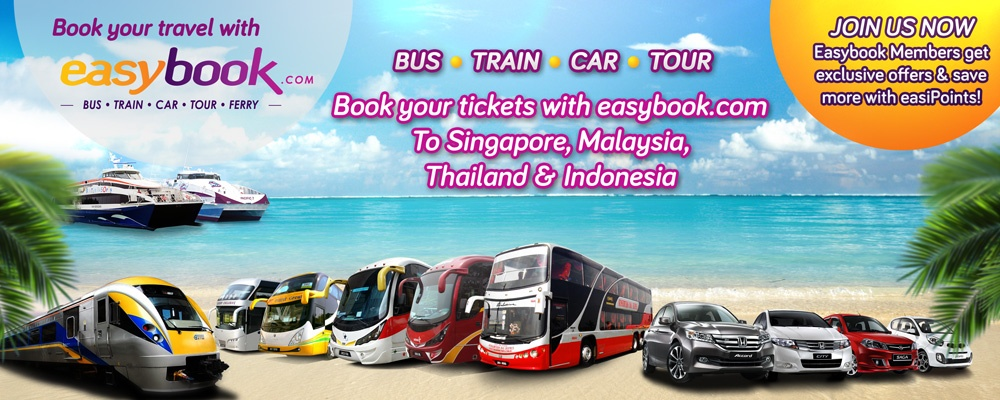 Book your Bus, Tour, Ferry, Train and Car – Here (Budget Mein Travel)